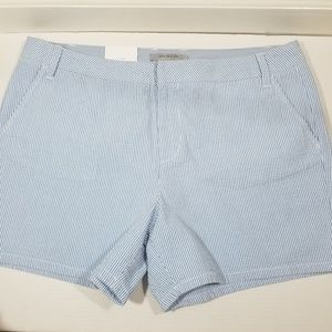 NEW Andrew Marc Women's Shorts Chinos  Sz 14